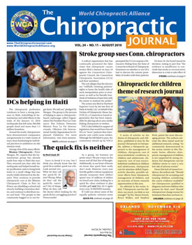 The Chiropractic Journal