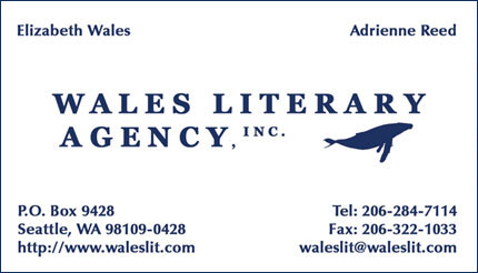 Wales Literary Agency card